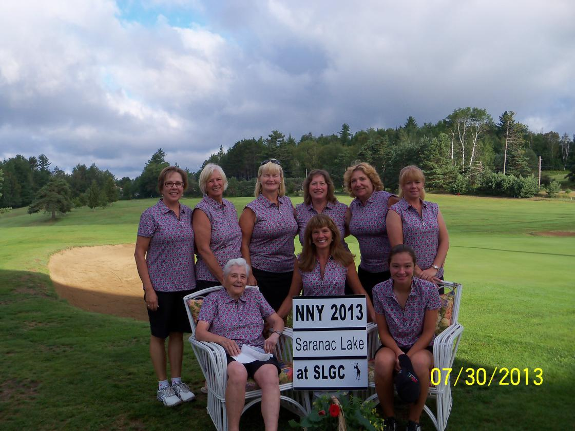 2013 Northern New York Women's Team - Saranac Lake